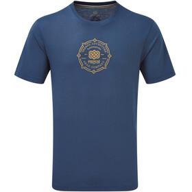 Sherpa Kimti - Camiseta manga corta - azul